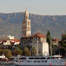 Split, Dioklecijanova palača z zvonikom