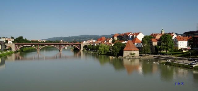 Maribor, levi breg,