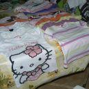 deklica poletne majice št. 122-128
