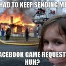 No game requests on Facebook
