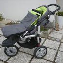 Prodano- Voziček Baby Boom