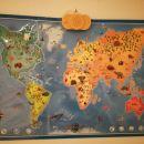 Interaktivni otroški zemljevid