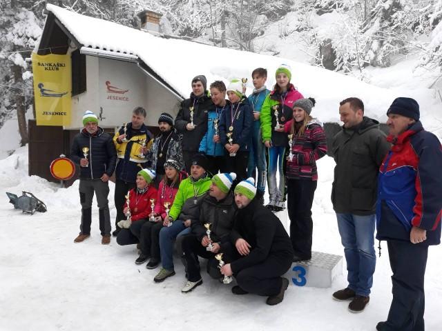 Tina, simon, stane- zmagovalci pokala slovenije 2018