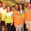 slovenski tekmovalci