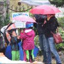 dež in dežniki