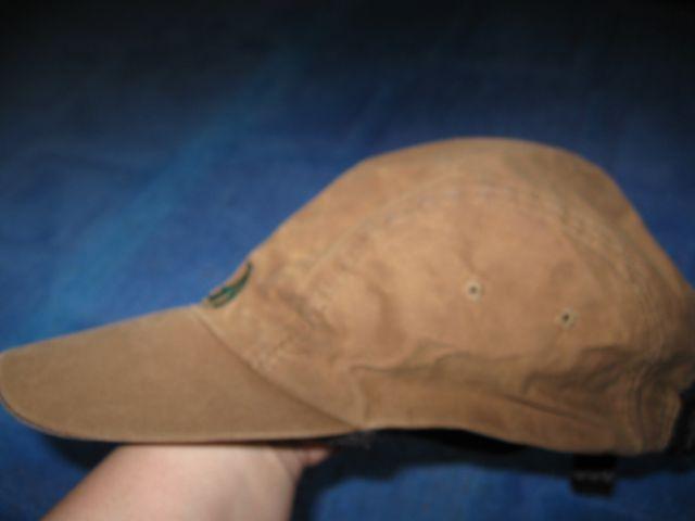 Rjava kapa s šildom RULA, univerzalna velikost, 2€