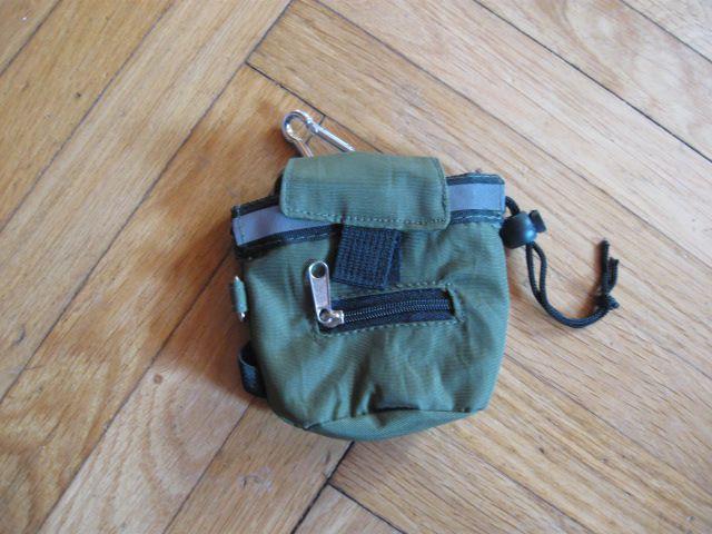 Mošnjiček v obliki nahrbtnika za drobiž, 2€