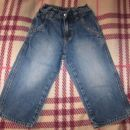 jeans hlače za fanta HM, št.92