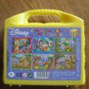 kocke s slikami Medo Pooh, za 3+ leta, 1€
