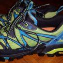 Merrell moški pohodni čevlji št.41, cena 80eur