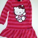 oblekica hello kitty 3leta