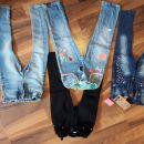 hlače deklica 2leti