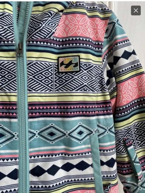 Smucarska bunda Billabong, stevilka 128 - foto