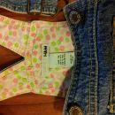 HM oblekica jeans 116    3€