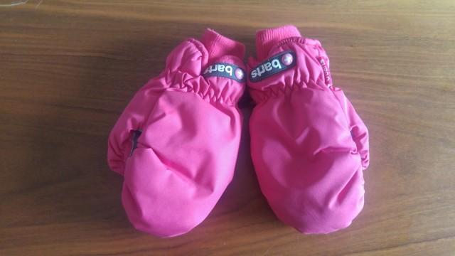 Zimske rokavice   4-6 let, 5€