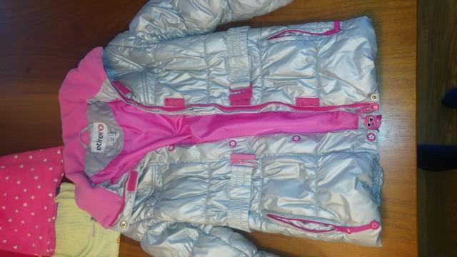 Etirel  bunda 116 (6let)   10€