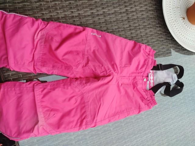 ICEPEAK smučarske hlače, 122 (6-7let), 10€