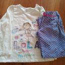 kopalni plašči, pižame deklica - dodano 25.8.