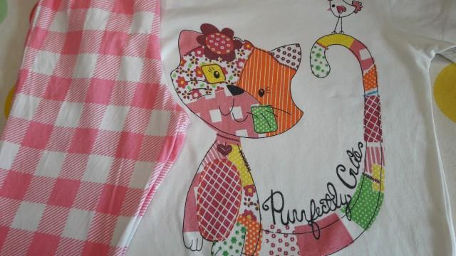 Pižama vel.4,   3€