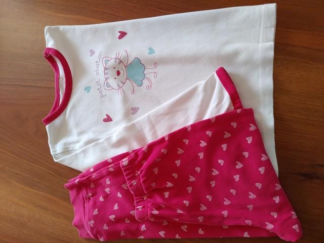 Pižama 5-6let    5€