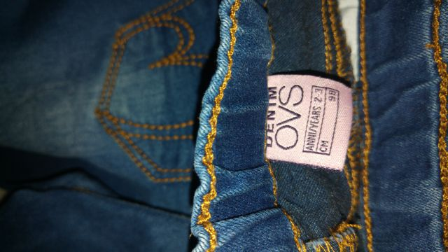 Ovs 98 (2-3) hlače, 3€