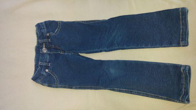 Benetton xxs (3-4) jeans hlače, 7€