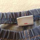 s.oliver 3/4 hlače 104, mehke videz jeans, 5€
