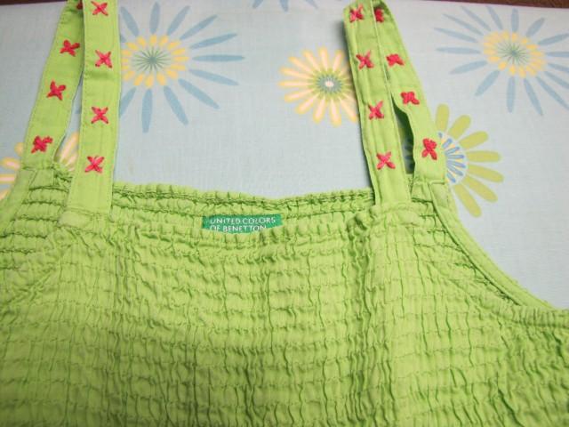 Benetton oblekica 4-5, 5€