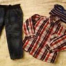 h&m, gap, adidas...otroška oblačila 86,92,98
