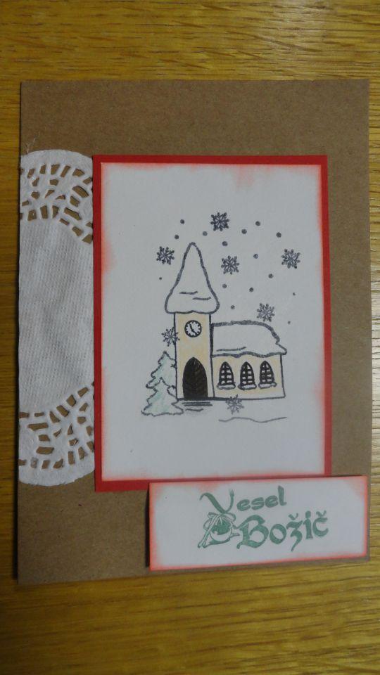 Božično-novoletne voščilnice 2013 - foto povečava