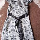 Obleka (NOVA), št. S - zadnja stran; 5€