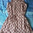 Poletna obleka (FBsisters), vel. S; 5€