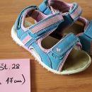 sandali, št. 28; 6€