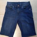 Kratje jeans hlače, HM, št. 146, 7 eur z ptt