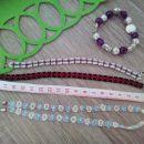 Zapestnice in ogrlica