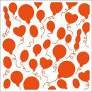 Embosirna srajčka baloni