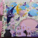 album 20x20 ob rojstvu princeske♡