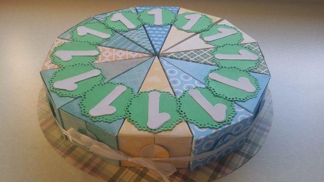 Torta(12 kosov) - foto