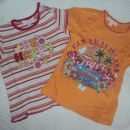 Majčka kratek rokav, Little girlstar, 80, 2€/kom