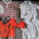 Puloverčki, srajčke: 98, 92, 98, 86