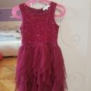 Obleke za deklico št. 110-116