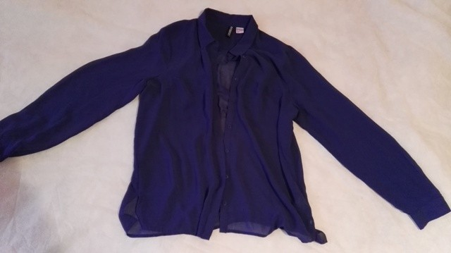 H&M bluzica za XS in S. Nova.