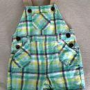 Next hlače z naramnicami 62