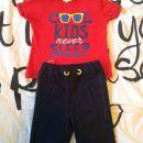 Majica Fagottino 80, hlače BC 74