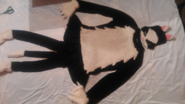 Kostum mačka 40e