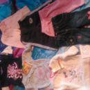 majice hlače trenirke