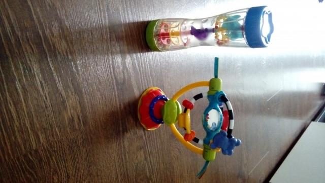 Ropotuljici za dojenčka - foto