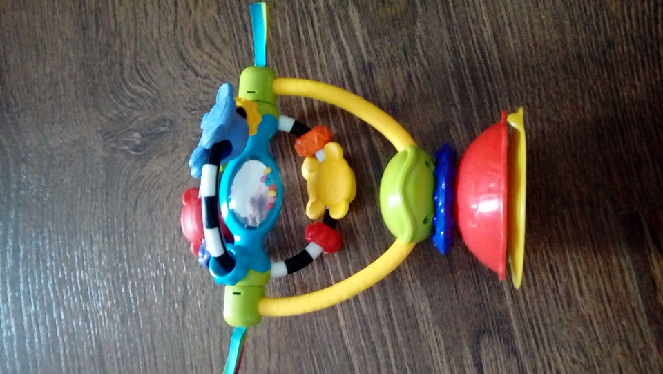 Ropotuljici za dojenčka - foto povečava
