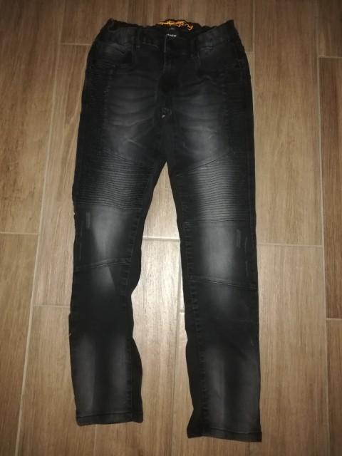 Jeans hlače za fanta - foto