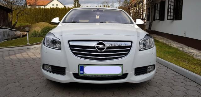 Opel Insignia - foto